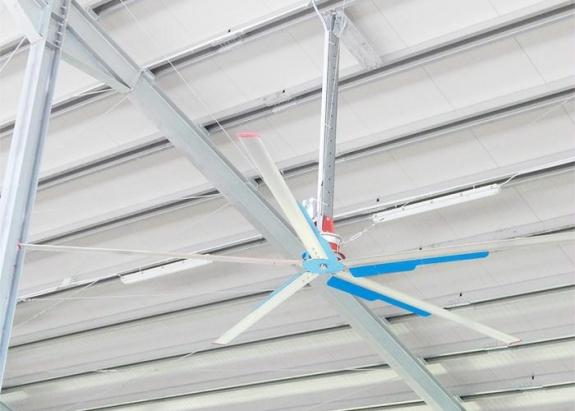 Rota Guido - Nuova linea di ventilatori per stalle