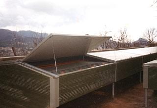 Gabbie per l 39 allevamento biologico attrezzature cunicoli for Attrezzature zootecniche usate