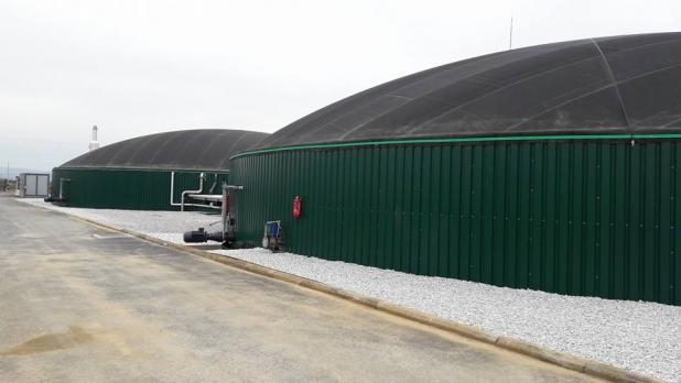 Lagada- Grecia - Biogas 1 MW