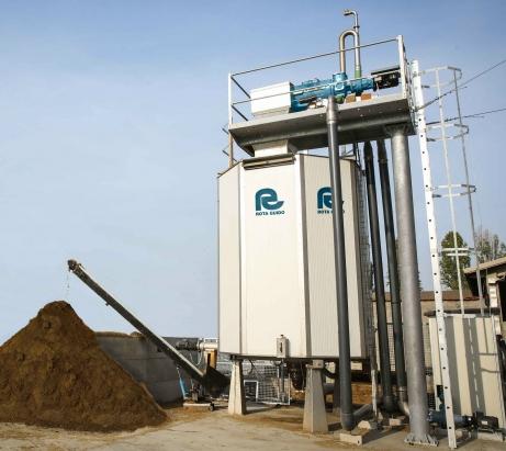Biocella Compost Rota Guido