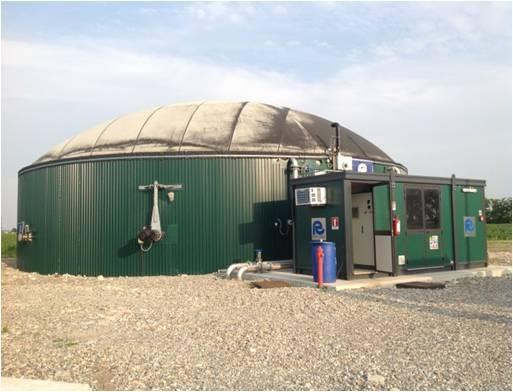 Biogas Rota Guido Az Agr Villa di Cortemaggiore