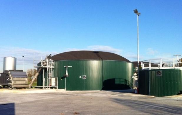 Biogas ronga f1