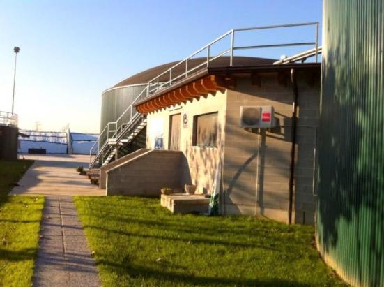 Biogas ronga f2