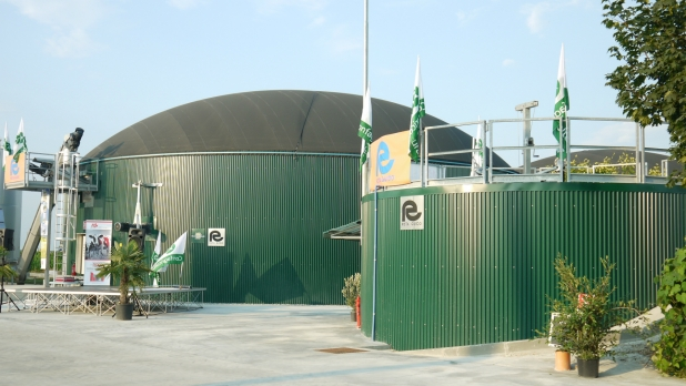 Biogas ronga f3