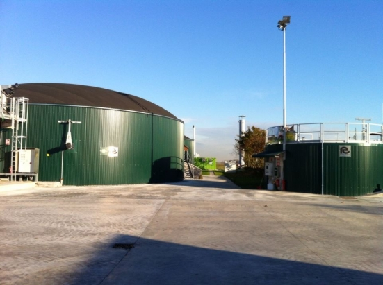 Biogas ronga f5