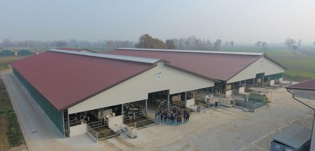Drone Universit  Serraglio2 Mantova Stalla Rota Guido