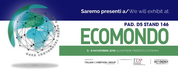 Ecomondo 2019 homepage OK