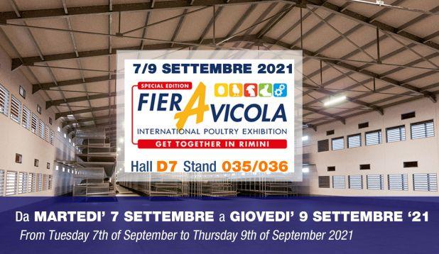 FIERAVICOLA 2021 gallery interna