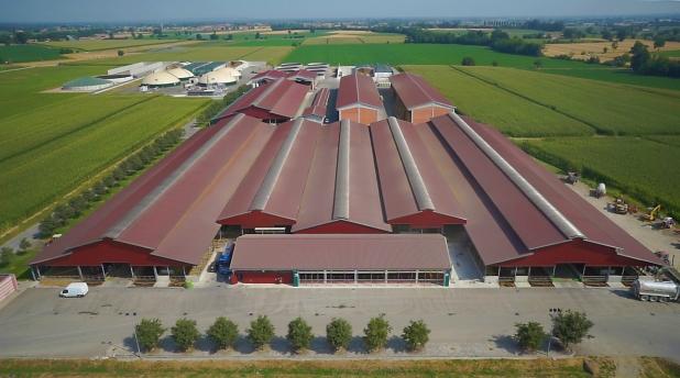 Centro zootecnico Azienda Agricola Fugazza