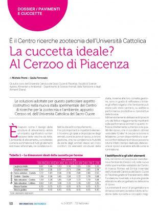 IZ   Articolo Cerzoo Pagina 1
