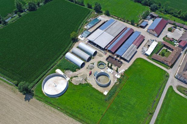 Impianto biogas 100 kW