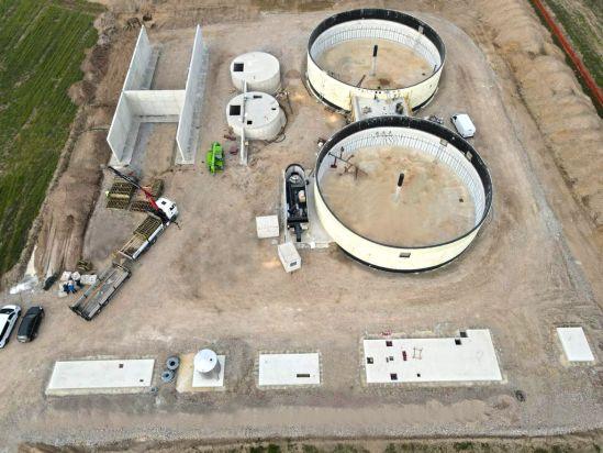 Impianto biogas 250 kW Le Martinenghe 1 SITO