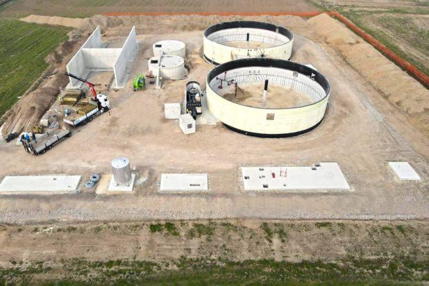 Impianto biogas 250 kW Le Martinenghe 3 SITO