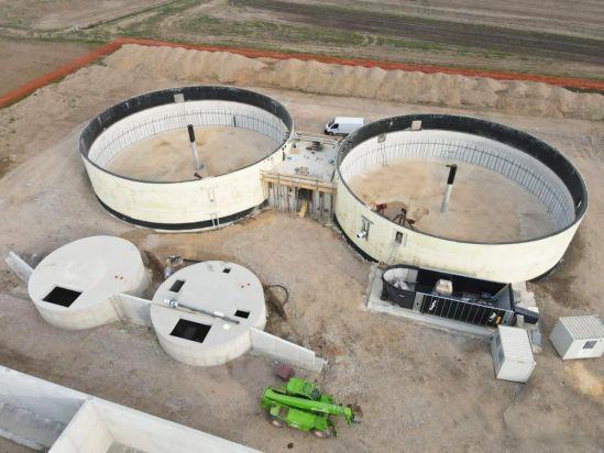 Impianto biogas 250 kW Le Martinenghe 4 SITO