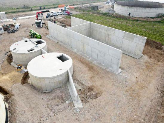 Impianto biogas 250 kW Le Martinenghe 5 SITO
