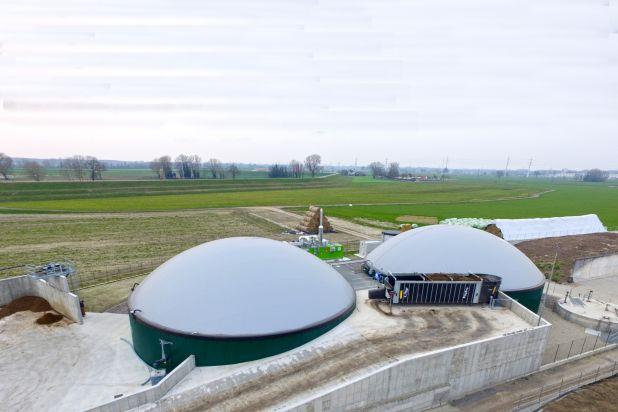 Impianto biogas 300 kw BONFANTI F2