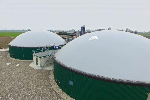 Impianto biogas 300 kw BONFANTI F3