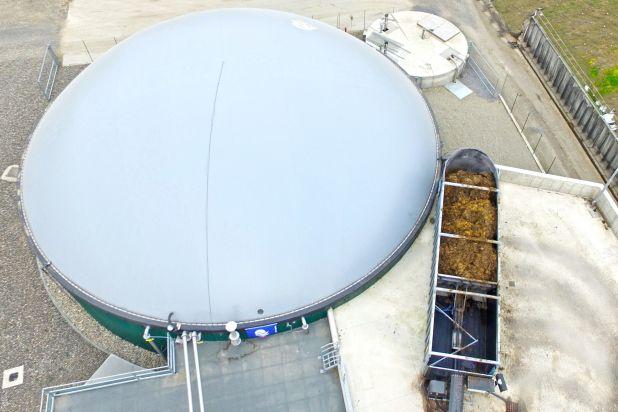 Impianto biogas 300 kw BONFANTI F7