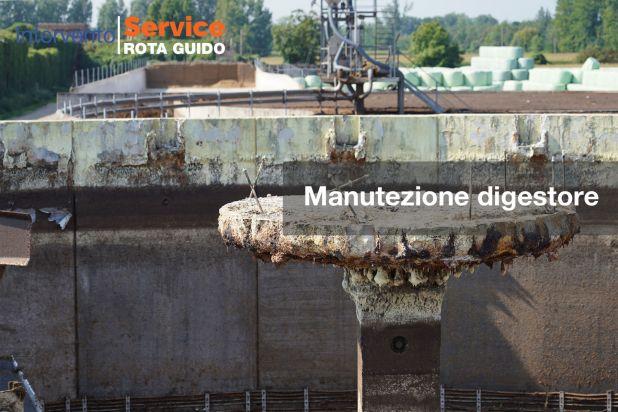Manutenzione digestore 2