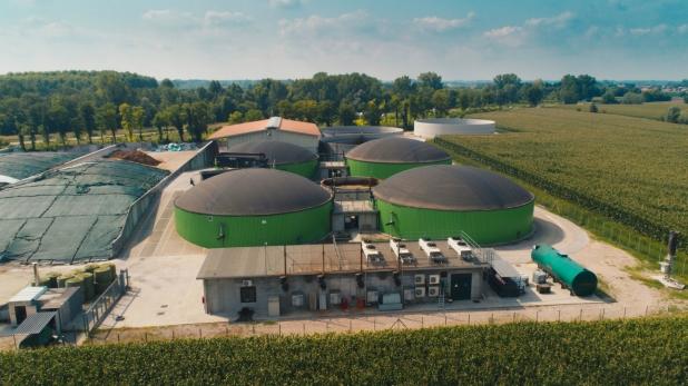 Impianto Biogas 1 MW