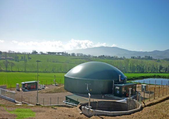 Impianto biogas 99 kW