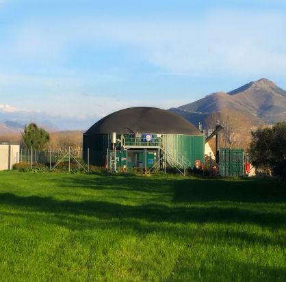 biogas 100 kw