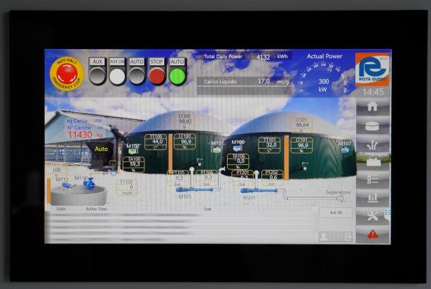 software impianto biogas 300 kw